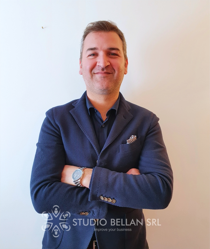 Vincenzo Titone, Accounting assistant, staff Studio Bellan, sede Marsala